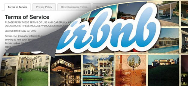 Airbnb Terms and Conditions