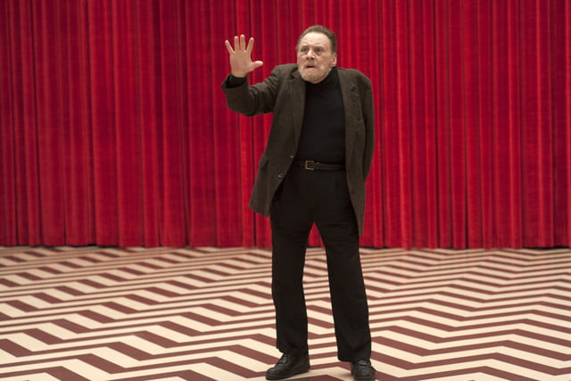twin peaks part one two analysis al strobel in a still from  photo suzanne tenner showtime