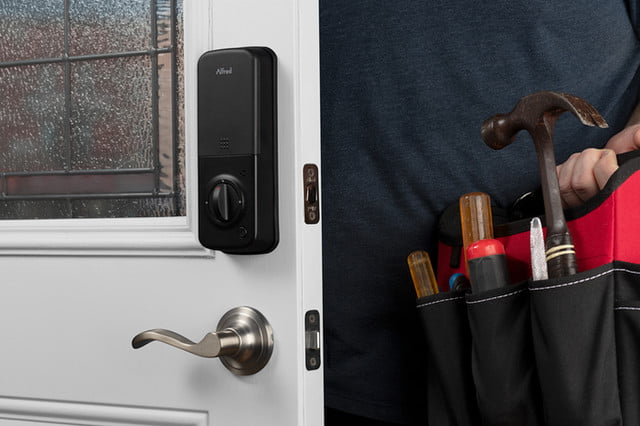 secure one touch control with alfred smart lock touchscreen deadbolt 4