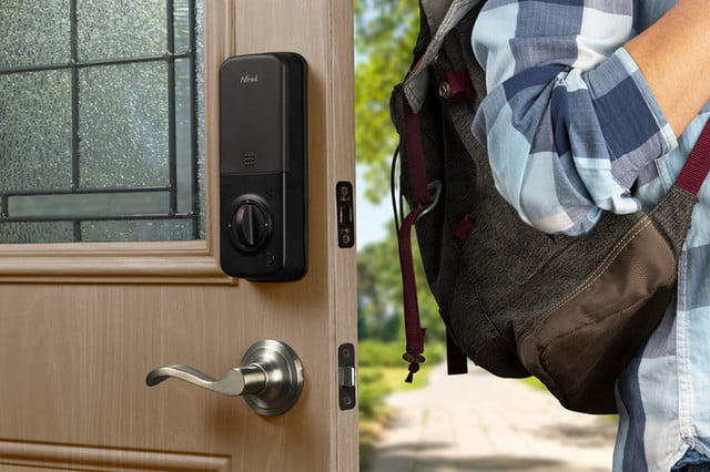 secure one touch control with alfred smart lock touchscreen deadbolt 6