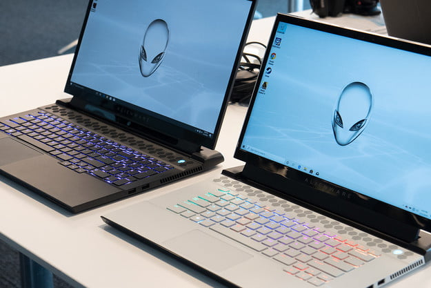 alienware m15 r2 review hands on feat