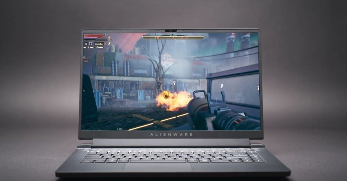 Alienware's new m15 R5 includes Ryzen 5000 chips and 1440p 240Hz display