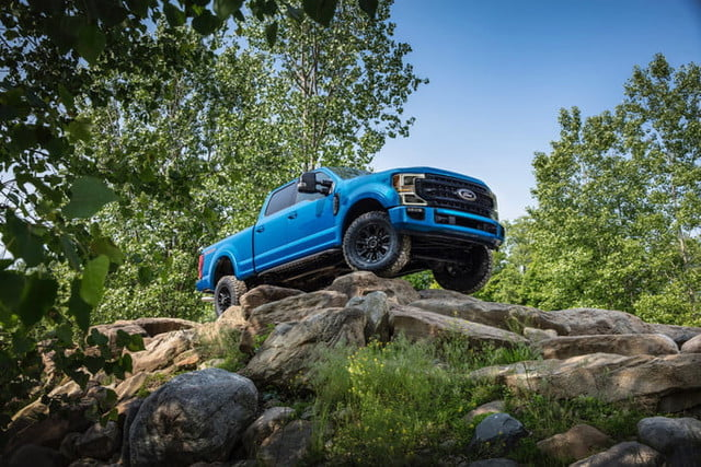 2020 ford f series super duty tremor off road package