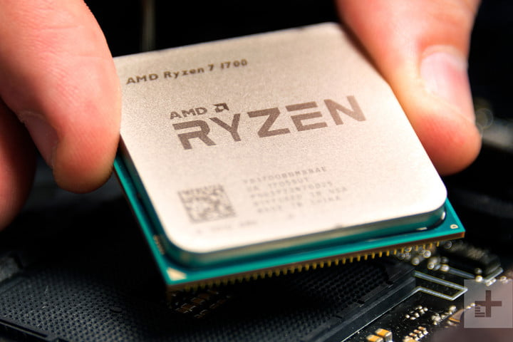 AMD Rizen CPU 1700