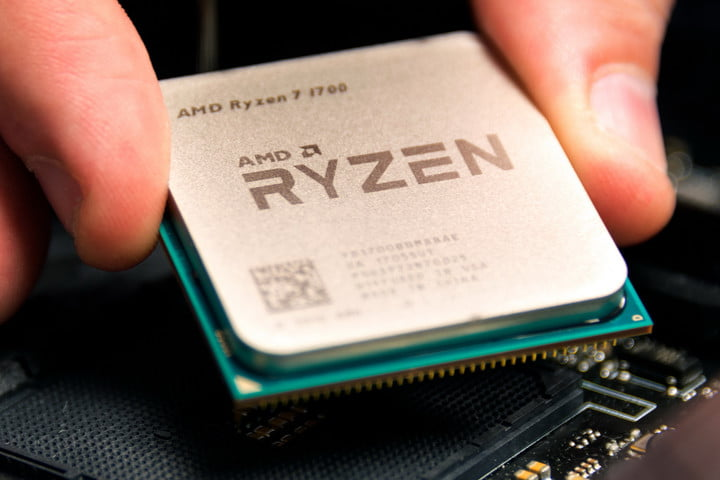 AMD Ryzen 7 1700 review