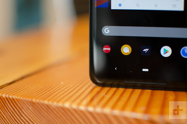 android 9 pie home buttons