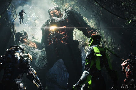 Where to find Titans in Anthem