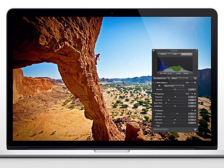 apple calls time aperture adobe waits wings