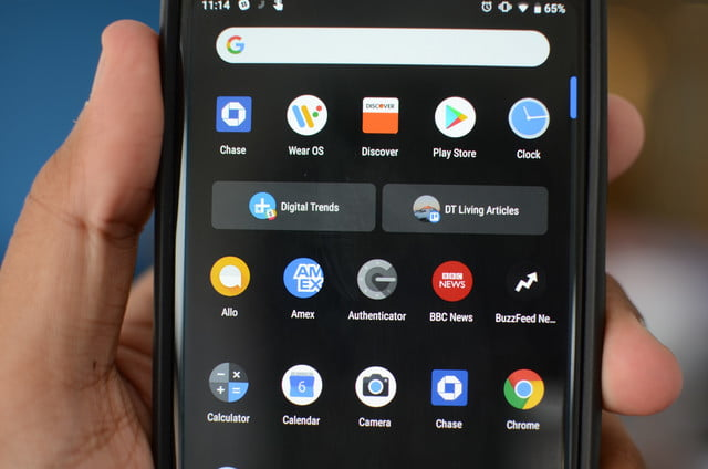 best and worst features android 9 pie app actions