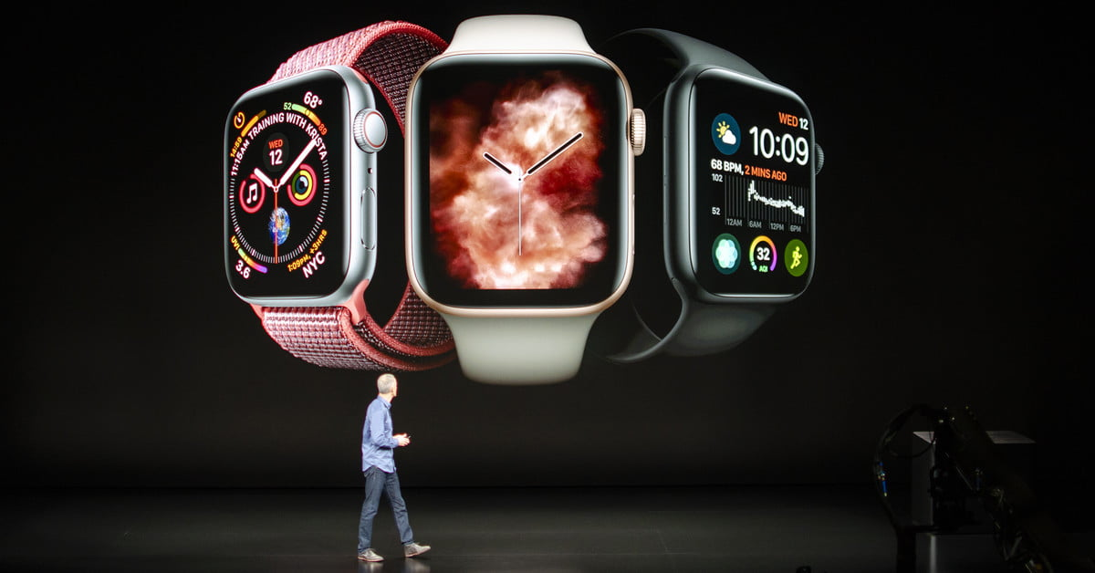 Apple Watch Series 3 vs. Series 4