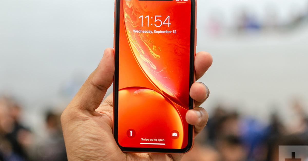 How to take a screenshot on an iPhone XR