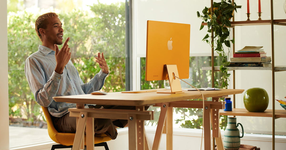 The iMac redesign is a window into Apple's future — and it's exciting