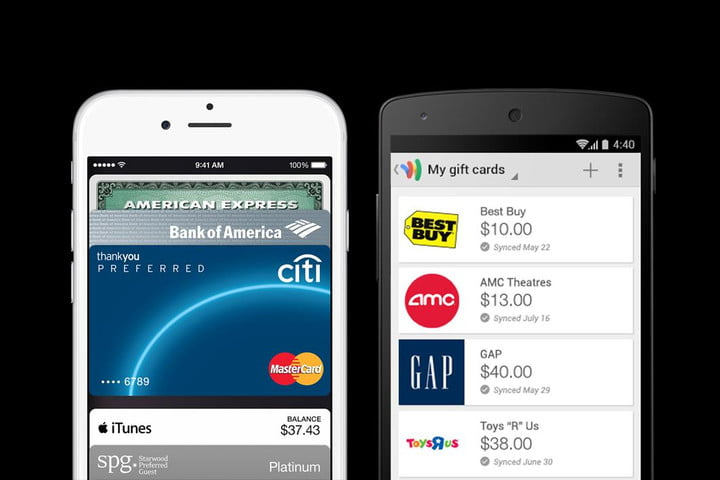 google wallet refresh new features news version 1424949822 apple pay vs