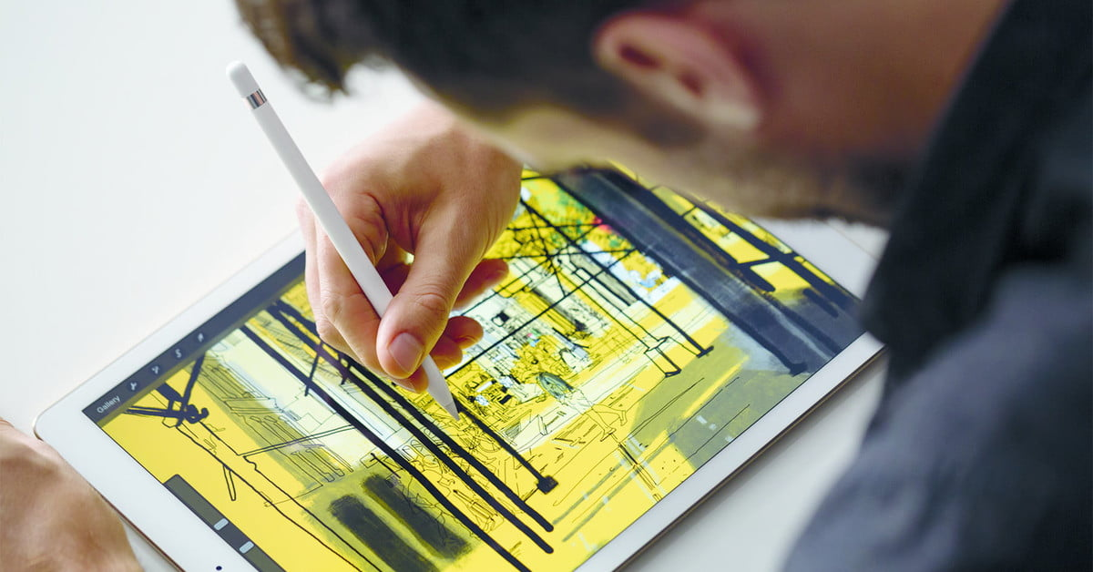 Here's which Apple Pencil works with which iPad