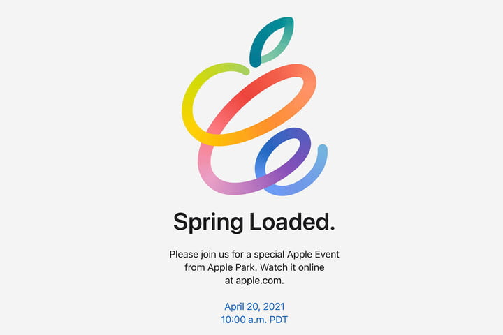 Apple 'Spring Loaded' event set for April 20, with hints at iPad updates