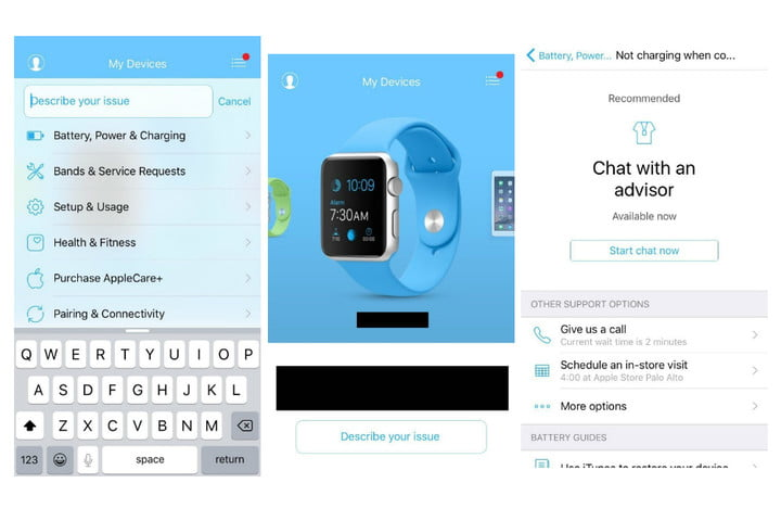 apple reportedly prepping support app ease pressure genius bar