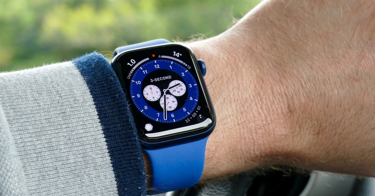Amazon unexpectedly slashes price of Apple Watch Series 6