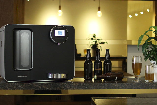 awesome tech you cant buy yet luminoodle freebird one artbrew  tabletop craft brewing machine