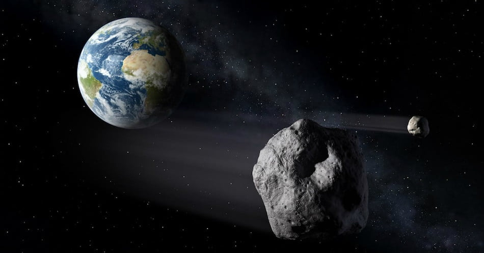 Amateur astronomer discovers huge asteroid that will cruise past Earth