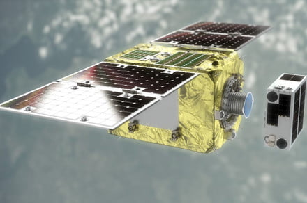 Mission to clear space junk using magnets set for launch