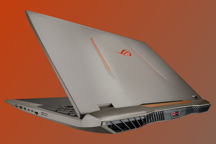 asus rog g701vi laptop appears on amazon