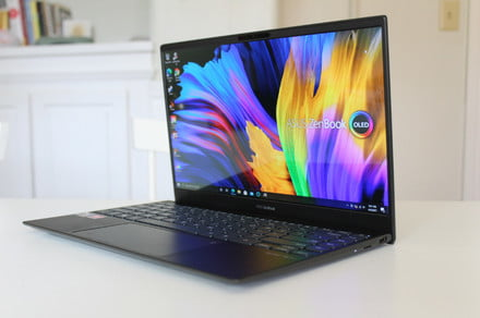 Asus ZenBook 13 OLED UM325 review: AMD laptop perfection? thumbnail