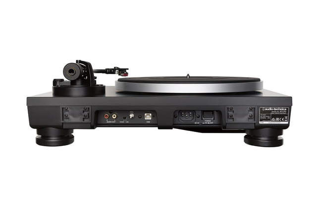 audio technica at lp5 direct drive turntable announced 4 sq
