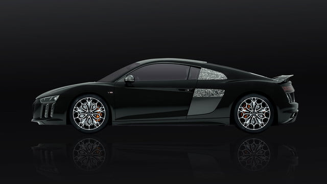 final fantasy audi r8 star of lucis 001
