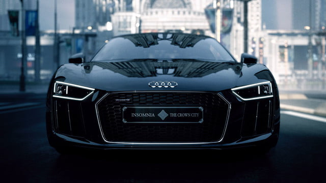 final fantasy audi r8 star of lucis 10