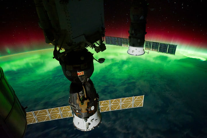 peggy whitson exercise aurora iss