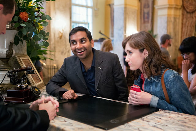 68th emmy nominations aziz ansari master of none outstanding lead actor in a comedy series