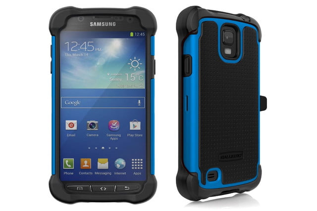 best galaxy s4 active cases ballistic sg maxx