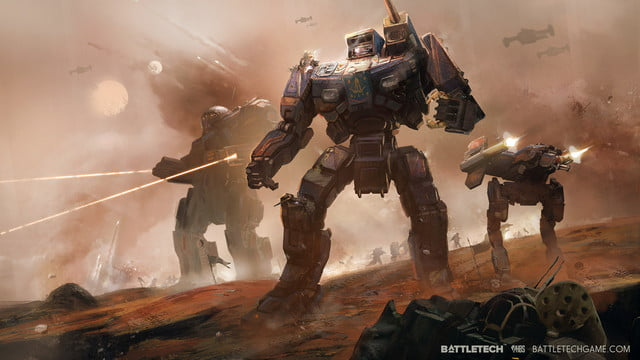 most anticipated 2018 games battletech