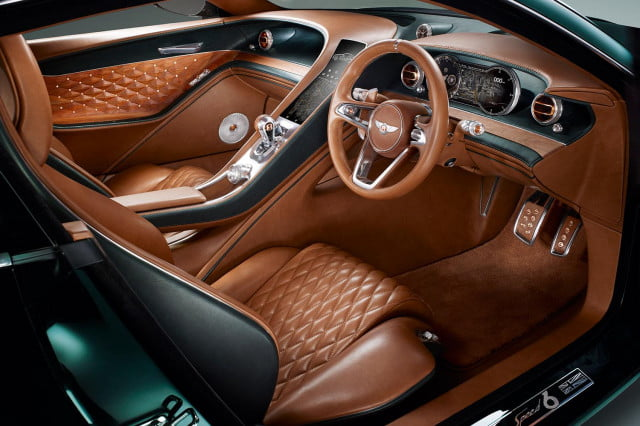 bentley exp 10 speed 6 concept official specs and pictures drivers press image