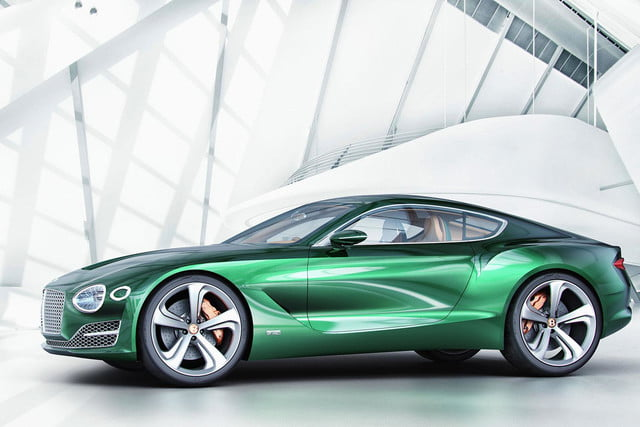 bentley exp 10 speed 6 concept official specs and pictures side press image
