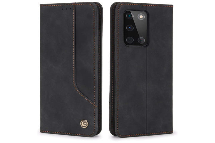 best one plus 8t cases simicoo leather wallet