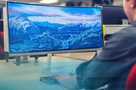 The very best curved monitors for 2021 thumbnail