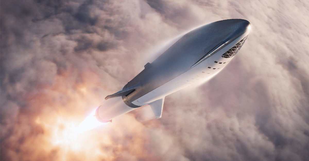 Musk says SpaceX could send Starship mission to Mars as soon as 2024
