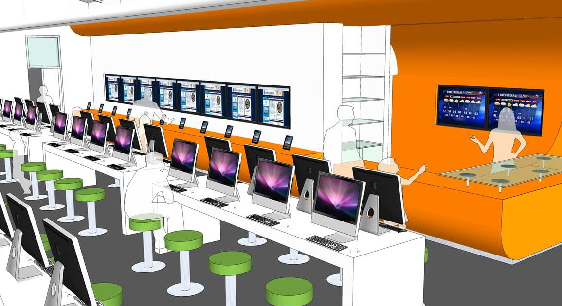 Nation's first all-digital, bookless library opens in Texas