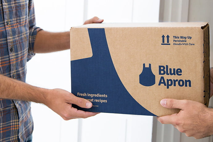 blue apron workplace conditions product