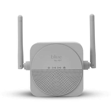 blue by adt review chime and extender
