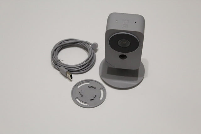 blue by adt review indoor cam