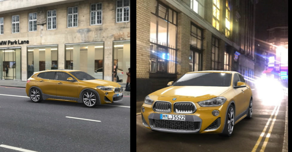 Snapchat and BMW team up to bring augmented reality ads to life