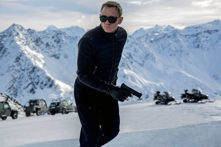 james bond rejected android in spectre