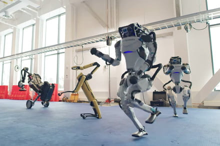Robot specialist Boston Dynamics offers rare look inside its workshop thumbnail