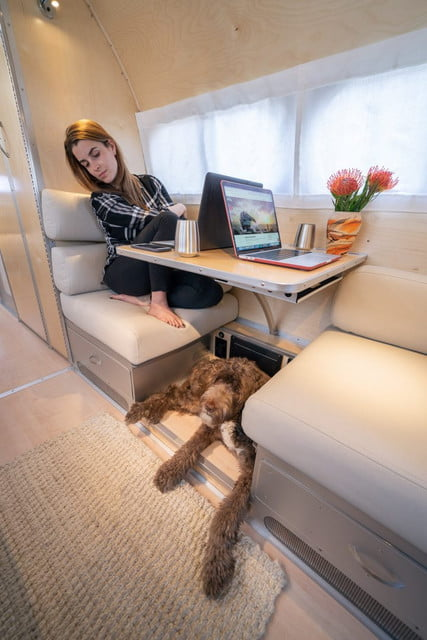 clark gable fave airstream inspiration road chief update for off grid luxury bowlus endless highways edition 6