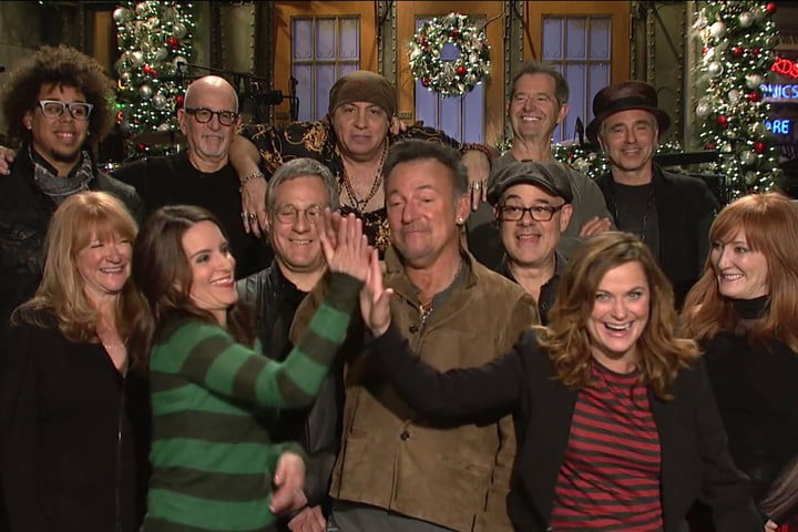 saturday night live fewer commercials brice springsteen amy poehler tina fey snl