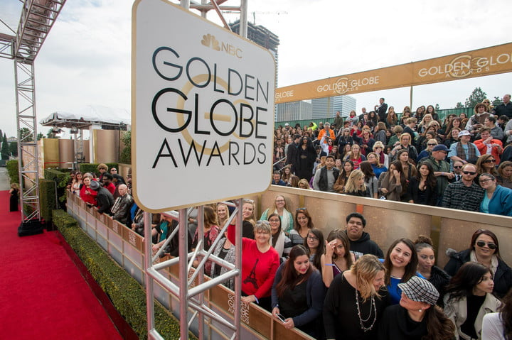 twitter golden globes live red carpet