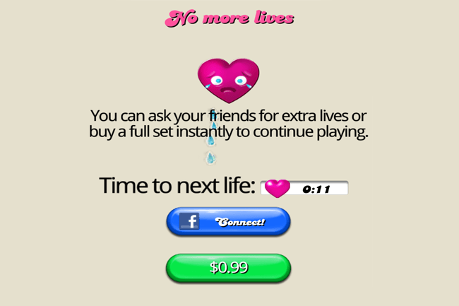 how to get more lives in candy crush 2