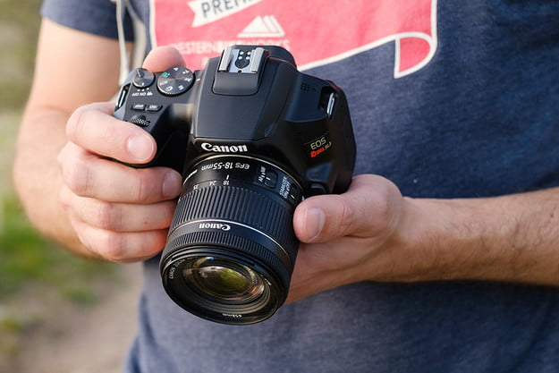 canon eos rebel s3 review sl3 feat